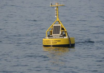 Placing and maintenance of monitoring buoy - South Stream - Pasha Dere