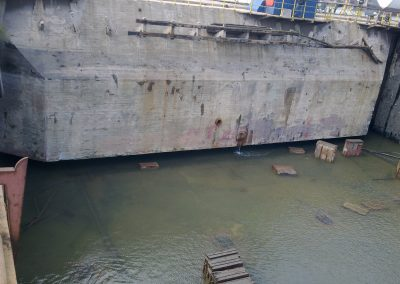 Dry Dock Maintenance
