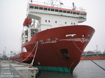 MV AVANGARD RMRS IN-WATER SURVEY