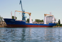MV EMONA PROPERLLER POLISHING AND INSPECTION