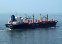 MV UNITED TENORIO BV IN-WATER INSPECTION