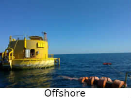 Offshore services - Aqua Prom Ltd.