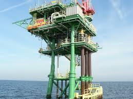 galata platform Connection of pipeline