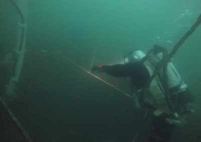 UW Excavation Harbor of Kiten 4