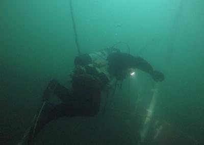 UW Excavation Harbor of Kiten 5